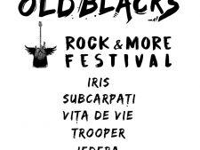 Festivalul Old Blacks, Rock & More deschide usi celor talentati si aflati la inceput de drum