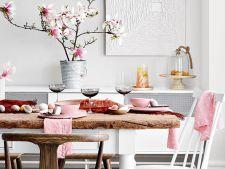 Cum sa decorezi casa pentru Paste, in nuante vesele, primavaratice