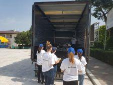 Locuitorii din Manesti au reciclat 1.000 kg de echipamente electrice si baterii uzate