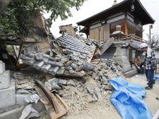 Cutremur de peste 6 grade in Japonia! Cel putin 200 de victime VIDEO