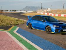 Diamond in Africa de Sud, un legendar WRX STI… aniversar VIDEO
