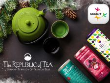 The Republic of Tea  Secom