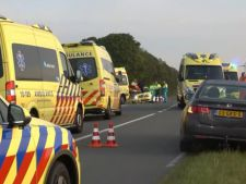 Accident grav! Doi romani morti si alti 7 raniti, in Olanda