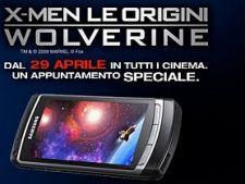 Samsung Omnia HD Wolverine