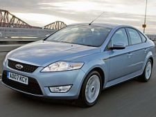 Ford-Mondeo-motor