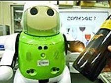 Robot degustator