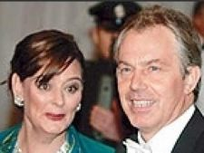 Cherie si Tony Blair