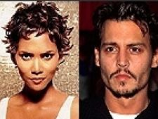 Johnny Depp Halle Berry