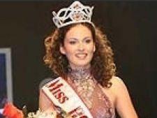 Consuelo Mutu la Miss Romania