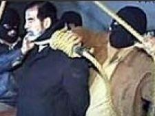 Saddam Hussein a fost spanzurat sambata dimineata
