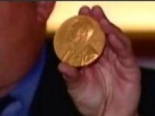 medalie nobel furata