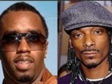 Snoop Dogg si P Diddy