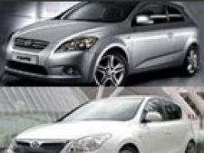 Hyundai i30 vs Kia Cee'd