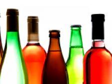 sticle de alcool