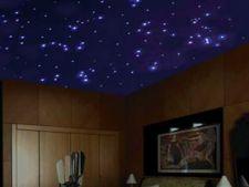 Cum se realizeaza un cer instelat pe tavan