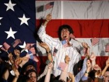 464415 0811 alegeri sua tineri steag