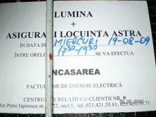 factura electrica+astra