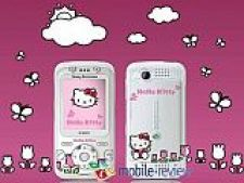 Sony Ericsson F305 Hello Kitty