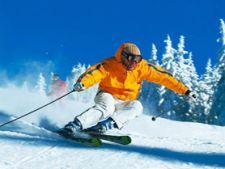 Sfarsit de sarbatori la schi