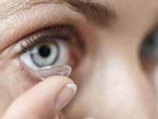 Lentilele de contact, ochelarii fara rame