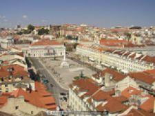 Vedere asupra Rossio, Lisabona