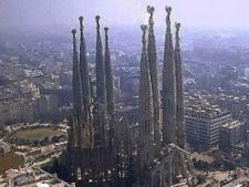 VIDEO Cat de spectaculos va arata Sagrada Familia cand va fi terminata