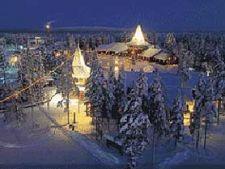 Poveste de iarna: acasa la Mos Craciun, Laponia