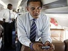 Barak Obama Verizon Wireless