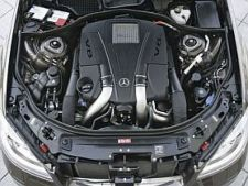 Mercedes-Motoare