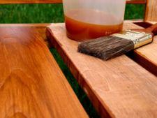 tratarea lemnului