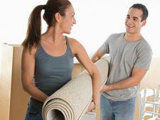 Cum sa cureti covorul