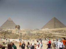 Cairo, fulgerator si bulversant
