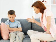 Ce sa nu ii spui copilului