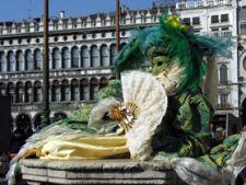 Carnaval Venetia personaj istoric verde
