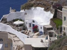 Santorini casa
