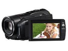 Noua camera video Canon Legria HF M32 are memorie 64 GB