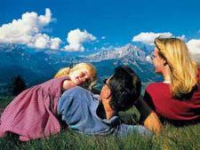 vacanta la munte cu familia