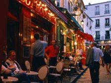 terasa in Montmartre