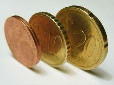 468267 0811 euro monede 5 10 20 crescator