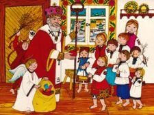 Cine este Mos Nicolae