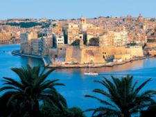 Malta peisaj