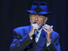 Leonard Cohen la Bucuresti