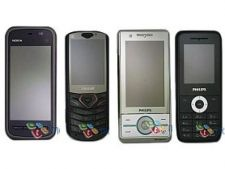 Nokia-Samsung-Philips-new-phones