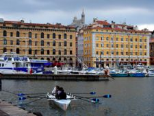 Vieux Port Marsilia