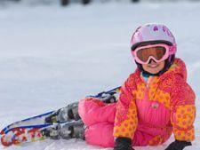 Cum sa iti protejezi copilul iarna - Sporturile de iarna