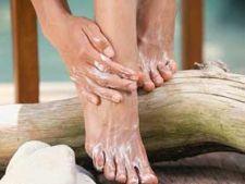 Micoza piciorului, o infectie contagioasa