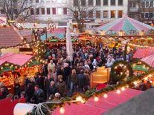 piata de Craciun in Germania