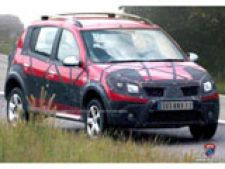 Dacia SUV