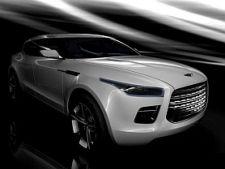 Aston Martin SUV Lagonda