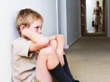 Copil pedepsit